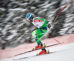 21.02.2013, Kandahar, Garmisch Partenkirchen, AUT, FIS Weltcup Ski Alpin, Abfahrt, Herren, 1. Training, im Bild Andreas Romar (FIN) // Andreas Romar of Finland in action during 1st practice of the  mens Downhill of the FIS Ski Alpine World Cup at the Kandahar course, Garmisch Partenkirchen, Germany on 2013/02/21. EXPA Pictures © 2013, PhotoCredit: EXPA/ Johann Groder