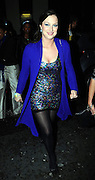 30.MARCH.2010 - LONDON<br /> <br /> GEMMA BISSIX ARRIVING AT FUNKY BUDDAH NIGHTCLUB IN MAYFAIR TO CELEBRATE SIMON WEBBE 32ND BIRTHDAY. <br /> <br /> BYLINE: EDBIMAGEARCHIVE.COM<br /> <br /> *THIS IMAGE IS STRICTLY FOR UK NEWSPAPERS AND MAGAZINES ONLY*<br /> *FOR WORLD WIDE SALES AND WEB USE PLEASE CONTACT EDBIMAGEARCHIVE - 0208 954 5968*