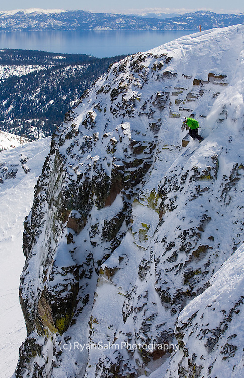 Palisades - Squaw Valley