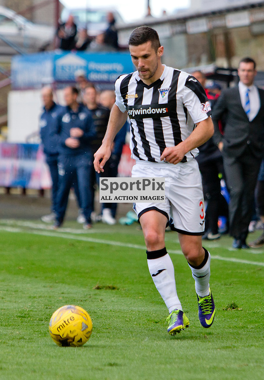 Dunfermline Athletic v Stranraer SPFL League One Season 2015/16 East End Park 29 August 2015<br /> Jason Talbot in action<br /> CRAIG BROWN | sportPix.org.uk