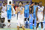 Delusione Vitali Luca, Germani Basket Brescia vs Vanoli Cremona - 13 giornata Campionato LBA 2017/2018, PalaGeorge Montichiari 2 gennaio 2018 - foto BERTANI/Ciamillo