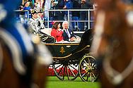 2016/12/07 Duitsland Aken - Deelname aan de opening van het CHIO Aken van koningin Silvia en koning Carl XVI Gustaf van Zweden en  prinses Benedikte van Denemarken COPYRIGHT ROBIN UTRECHT 12-7-2016 GERMANY AACHEN - Attendance at the opening of the CHIO Aachen  of Queen Silvia and King Carl XVI Gustaf of Sweden Princess Benedikte of Denmark COPYRIGHT ROBIN UTRECHT