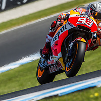 2017 MotoGP World Championship, Round 16, Phillip Island, Australia, 22 October, 2017