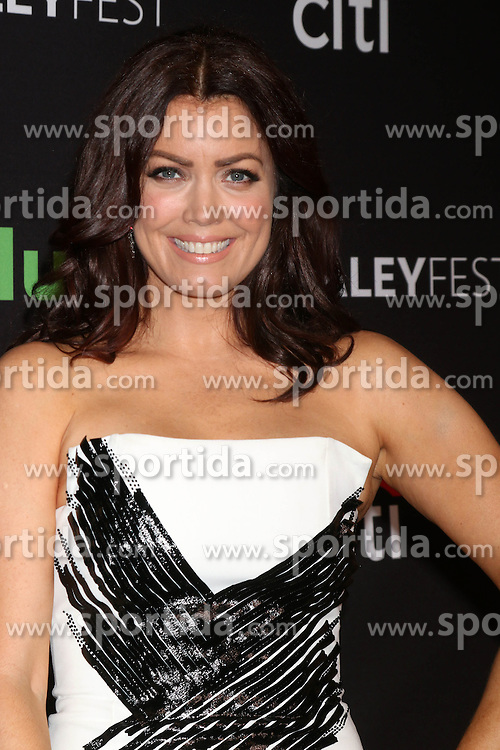 Bellamy Young, at &quot;Scandal&quot; at the 33rd Annual PaleyFest Los Angeles, Dolby Theater, Hollywood, CA 03-15-16. EXPA Pictures &copy; 2016, PhotoCredit: EXPA/ Photoshot/ Martin Sloan<br /> <br /> *****ATTENTION - for AUT, SLO, CRO, SRB, BIH, MAZ, SUI only*****