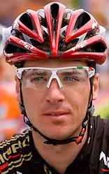 Jure Kocjan at Slovenian National Championships in Road cycling, 178 km, on June 28 2009, in Mirna Pec, Slovenia. (Photo by Vid Ponikvar / Sportida)