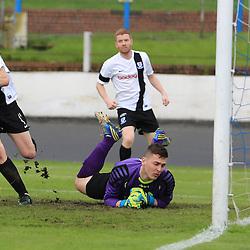 Cowdenbeath v Ayr United    Scottish Championship Play Off Second Leg   10 May 2014