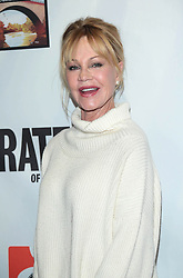 """Melanie Griffith arriving for the Premiere Of Front Row Filmed Entertainment's """"The Pirates Of Somalia"""" held at TCL Chinese 6 Theatres on December 06, 2017 in Hollywood"""