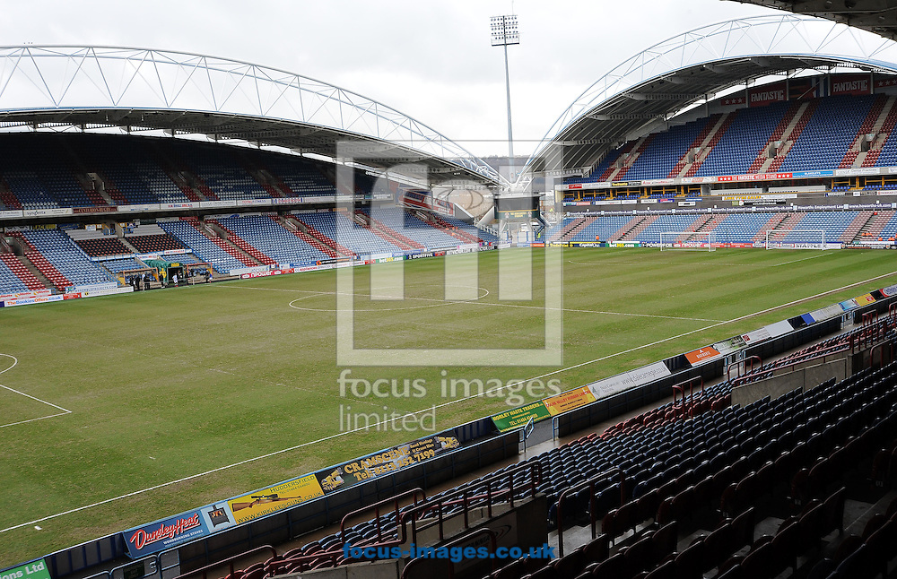 Picture by Graham Crowther/Focus Images Ltd +44 7763 140036.23/02/2013. the John Smiths Stadium, Huddersfield.