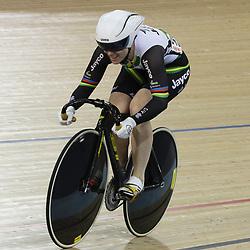 07-12-2014: Wielrennen: WB baan: Londen<br /> Anna Meares (Australia)