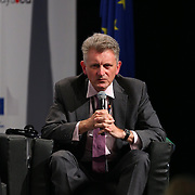 04 June 2015 - Belgium - Brussels - European Development Days - EDD - Closing Panel - From development aid to international Cooperation - Jean-Marc Chataigner , Deputy Executive Director , Institut de Recherche pour le Développement (IRD) © European Union