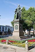 Kaiser-Friedrich-Denkmal, Wiesbaden, Hessen, Deutschland | Kaiser Friedrich memorial, Wiesbaden, Hesse, Germany