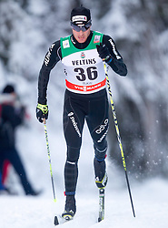 30.11.2014, Nordic Arena, Ruka, FIN, FIS Weltcup Langlauf, Kuusamo, 15 km Herren, im Bild Dario Cologna (SUI) // Dario Cologna of Switzerland during Mens 15 km Cross Country Race of FIS Nordic Combined World Cup at the Nordic Arena in Ruka, Finland on 2014/11/30. EXPA Pictures © 2014, PhotoCredit: EXPA/ JFK