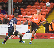 Scott Severin - Dundee United v Hearts, Clydesdale Bank Scottish Premier League at Tannadice Park..© David Young Photo.5 Foundry Place.Monifieth.Angus.DD5 4BB.Tel: 07765252616.email: davidyoungphoto@gmail.com.http://www.davidyoungphoto.co.uk