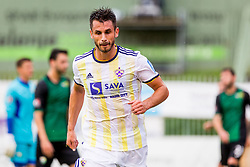 Amir Dervisevic of NK Maribor during football match between NK Rudar Velenje and Maribor in 1st Round of Prva liga Telekom Slovenije 2018/19, on July 22, 2018 in Mestni stadion ob Jezeru, Velenje , Slovenia. Photo by Ziga Zupan / Sportida
