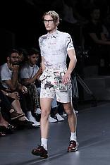 Madrid - Euphemio Fernandez Fashion Show - 20 Sep 2016