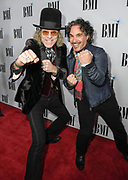 NASHVILLE, TENNESSEE - NOVEMBER 12: Big Kenny and John Oats attend the 67th Annual BMI Country Awards at BMI on November 12, 2019 in Nashville, Tennessee.