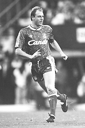 Steve McMahon Liverpool, Coventry City v Liverpool, Highfield Road,  1991