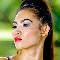 Modeling by Thu Vo.Make Up by: Jonet Williamson.Location: City Park, New Orleans