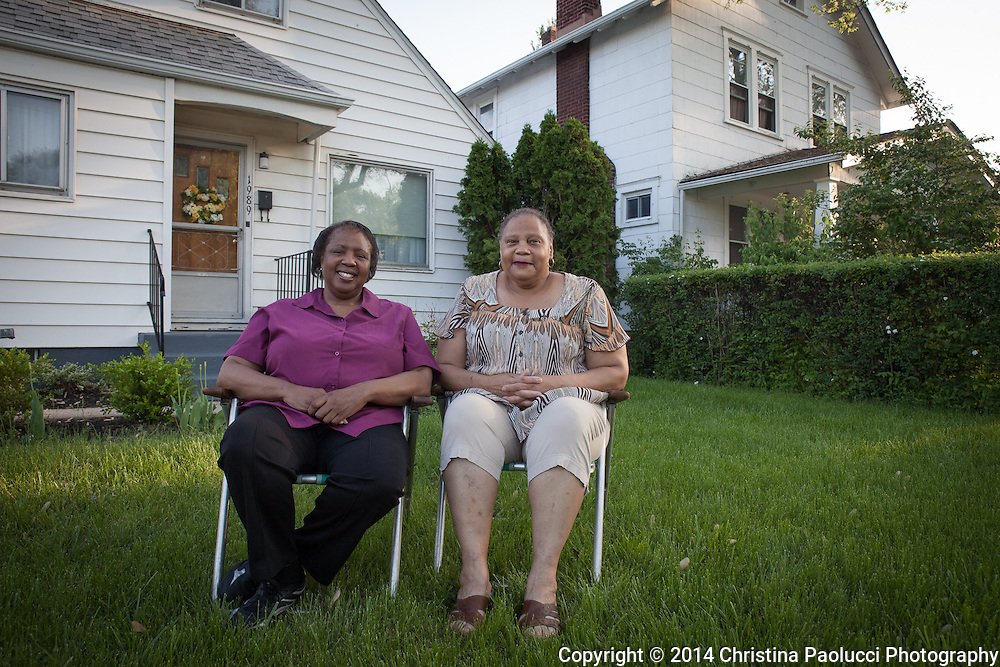 "Markita West and her sister Lurranah have lived in Eastgate most of their lives, and they both own a home on Maryland Avenue. Their brother Joseph West, 48, lives in Eastgate as well on Millbrook Way. Lurranah lives in the home of their parents, Elbert and Peggy West, at 1989 Maryland, which they built in 1953. They moved in when Lurranah was just five-years-old. She remembers the Nelson apartments being just a field. ""Everybody thought we were rich because we moved here,"" she said."