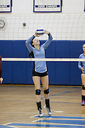 November 06, 2014.  <br /> Luray Bulldogs vs Page Panthers Varsity Volleyball, Conference 35 semi final match.  Luray defeats Page 3-1 to advance to the finals on Saturday night, against Madison.