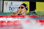 QUADARELLA Simona ITA Fiamme Rosse<br /> 400 Stile Libero Donne<br /> Campionato Italiano Assoluto UnipolSai Primaverile di Nuoto 06/04/2019<br /> Nuoto Swimming<br /> <br /> Stadio del Nuoto di Riccione<br /> Photo © Andrea Masini/Deepbluemedia/Insidefoto