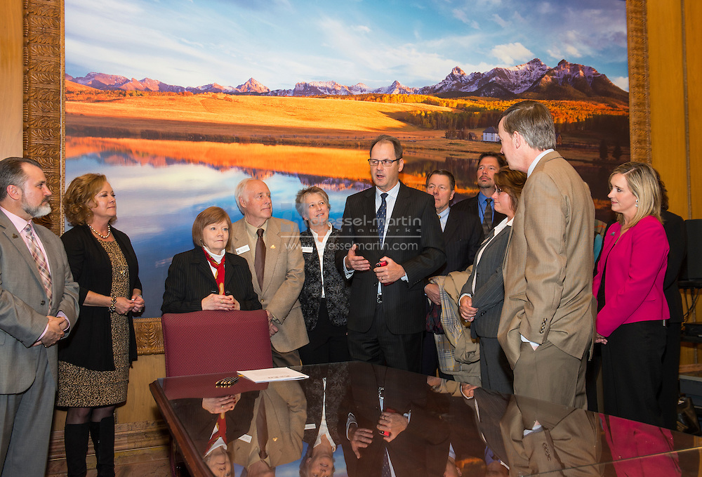 scfd signing SCFD bill signing with Governor Hickenlooper