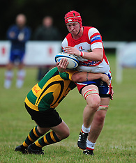 Wellingborough Rugby v Bugbrooke RFC 03/09/2016