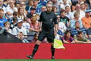 Assistant Referee Darren Cann during the Pre-Season Friendly match between Tottenham Hotspur and Inter Milan at Tottenham Hotspur Stadium, London, United Kingdom on 4 August 2019.