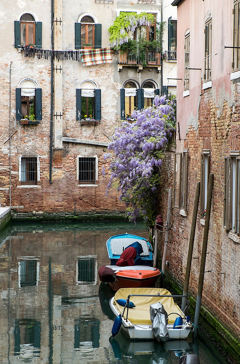 Colours in Venice and the Lagoon