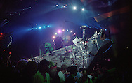 Flat Rat is the Grim Reaper, Mardi Gras Dead Show, Oakland. 1995