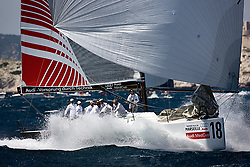 © Sander van der Borch. Marseille - FRANCE,  June 4th 2008. AUDI MEDCUP  in Marseille  (2/7 June 2008). Races 4 and 5.
