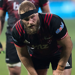 Joe Moody during game 3 of the British and Irish Lions 2017 Tour of New Zealand,The match between  Crusaders and British and Irish Lions, AMI Stadium, Christchurch, Saturday 10th June 2017<br /> (Photo by Kevin Booth Steve Haag Sports)<br /> <br /> Images for social media must have consent from Steve Haag