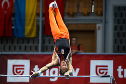 Epke Zonderland of Netherlands at Horizontal Bar during Qualifications of Artistic Gymnastics FIG World Challenge Koper 2018, on June 1, 2017 in Arena Bonifika, Koper, Slovenia. Photo by Matic Klansek Velej/ Sportida
