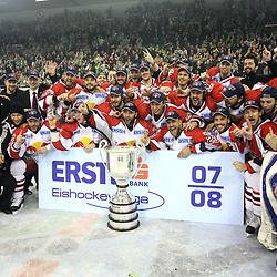 20080325: Ice Hockey - EBEL league, finals, ZM Olimpija vs EC Red Bull Salzburg