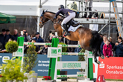 JUNG Michael (GER), fischerChelsea<br /> Hagen - Horses and Dreams 2019 <br /> Preis der LVM Versicherung - CSI4* Quali. BEMER-RIDERS TOUR-Wertung - Stechen<br /> 27. April 2019<br /> © www.sportfotos-lafrentz.de/Stefan Lafrentz
