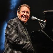 Jools Holland performs at Kew the Music 2019