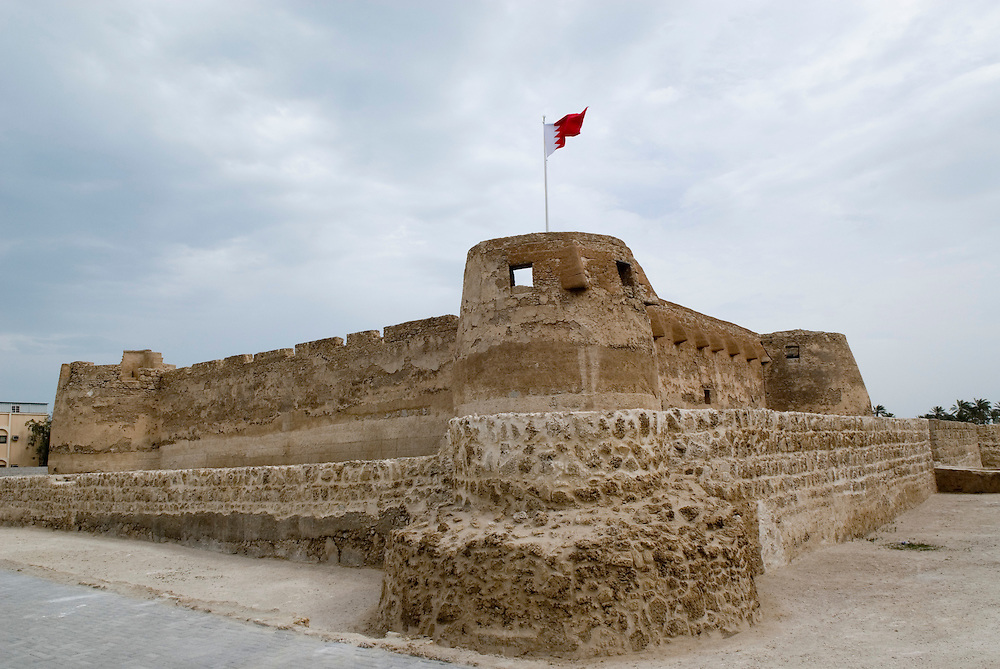 Bahrain - fort at Manama city