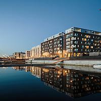 Saukonpaadenranta apartments