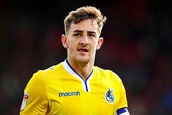 Tom Lockyer of Bristol Rovers - Mandatory by-line: Robbie Stephenson/JMP - 27/10/2018 - FOOTBALL - Oakwell Stadium - Barnsley, England - Barnsley v Bristol Rovers - Sky Bet League One