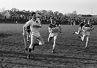 Galway Vs Offaly The Royal Liver Hurling League, Birr, 30/10/1988 (Part of the Independent Newspapers Ireland/NLI Collection).