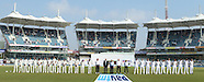 Cricket - India v England 5th Test Day 1 at Chennai