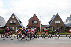 Kathrin Hammes (GER) at Healthy Ageing Tour 2019 - Stage 2, a 134.4 km road race starting and finishing in Surhuisterveen, Netherlands on April 11, 2019. Photo by Sean Robinson/velofocus.com