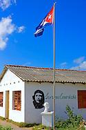 Che near Pons, Pinar del Rio, Cuba.