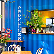 Architecture fit out at Propeller North Fremantle