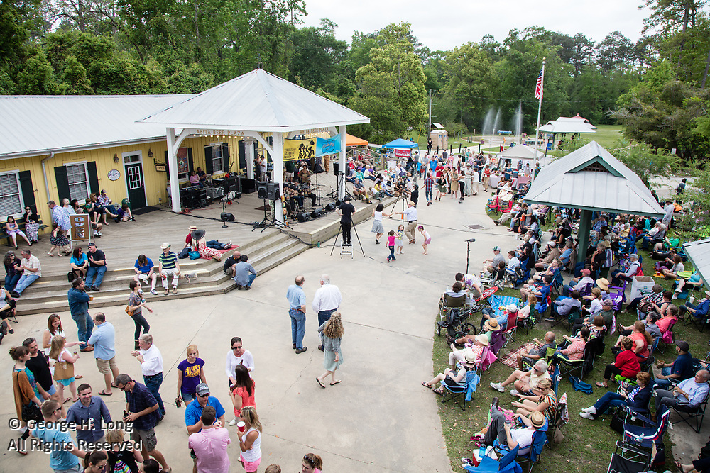 Abita Springs Busker Festival on April 17, 2016