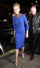 FEB 17 2013 Nicole Kidman at the Stoker premiere in London