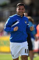 Jake Gosling of Bristol Rovers - Mandatory by-line: Paul Knight/JMP - Mobile: 07966 386802 - 12/09/2015 -  FOOTBALL - Memorial Stadium - Bristol, England -  Bristol Rovers v Accrington Stanley - Sky Bet League Two