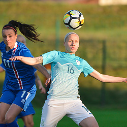 20180406: SLO, Football -  2019 FIFA Women's World Cup qualification, Slovenia vs Iceland