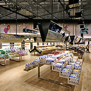 Padiglione  Future Food District Realizzato in collaborazione con Coop. Attraversando i diversi ambienti, i visitatori potranno esplorare e conoscere una catena alimentare più etica e trasparente, resa possibile dall'uso delle nuove tecnologie<br /> Expo2015 Milano 1/05/2015