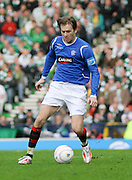 Rangers' Sasa Papac during the League Cup final between Rangers and Celtic at Hampden Park -<br /> David Young Universal News And Sport